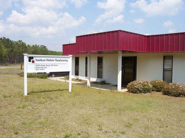 Southeast Modular Manufacturing - About Us - Contact Us